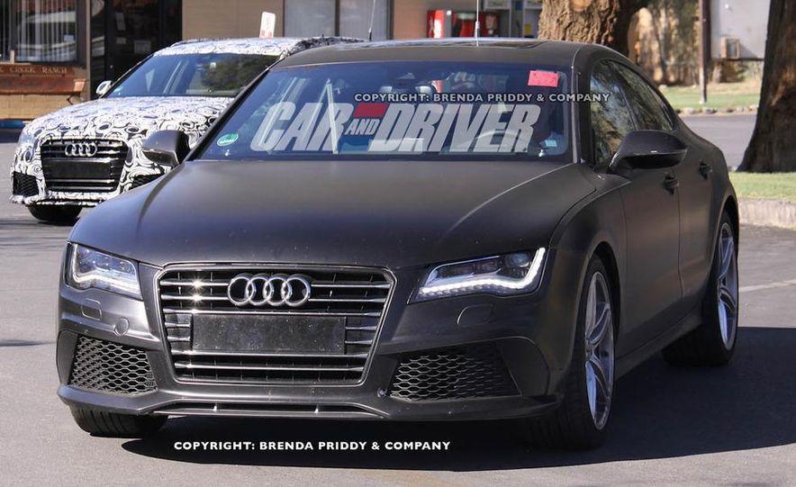 2014 Audi RS7 (spy photo) - Slide 4