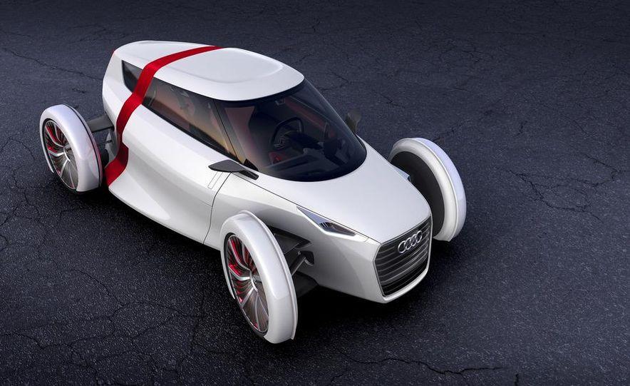 Audi Urban concept - Slide 19
