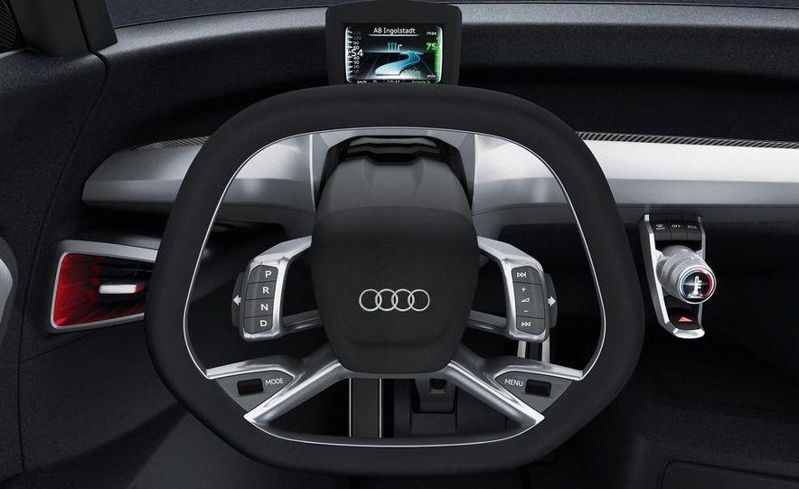 Audi Urban concept - Slide 35