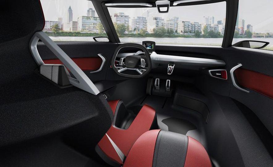 Audi Urban concept - Slide 34