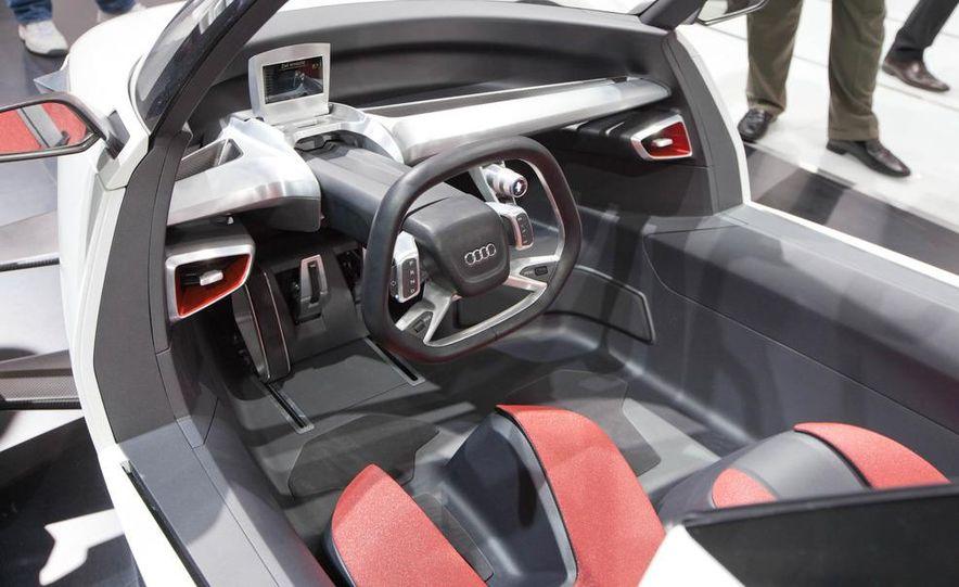 Audi Urban concept - Slide 18