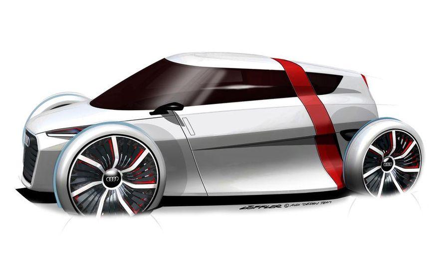Audi Urban concept - Slide 36