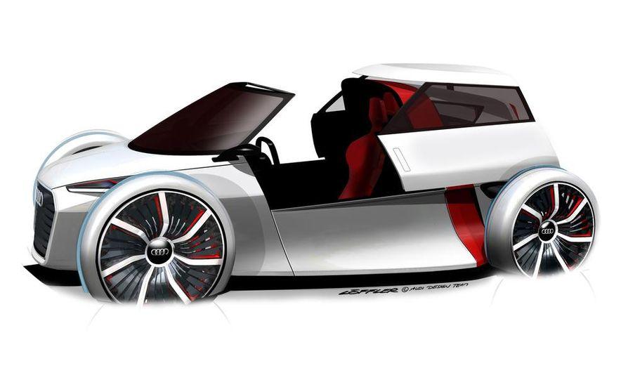 Audi Urban concept - Slide 37