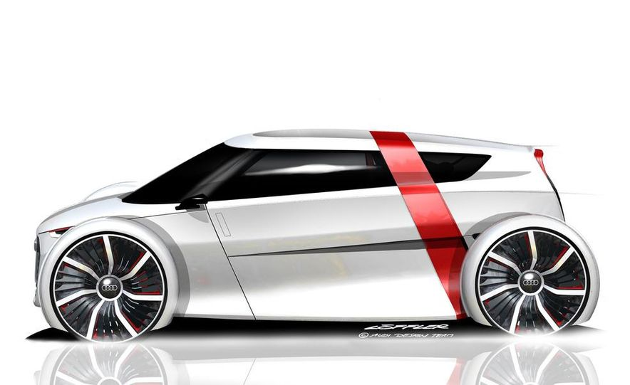 Audi Urban concept - Slide 38