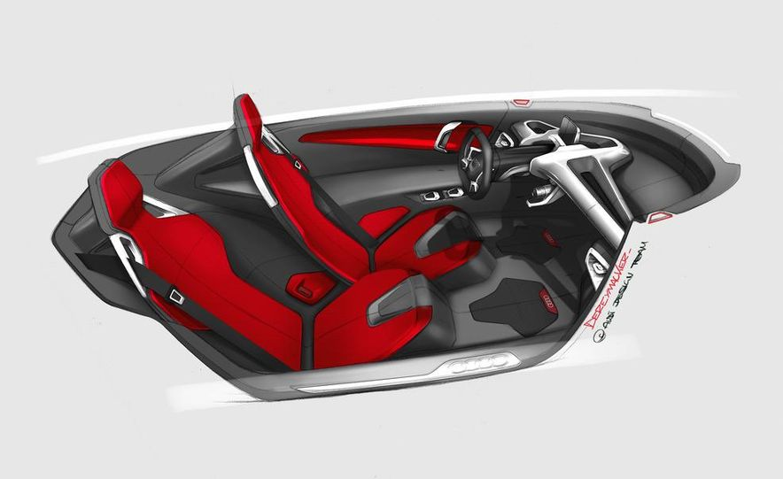 Audi Urban concept - Slide 39