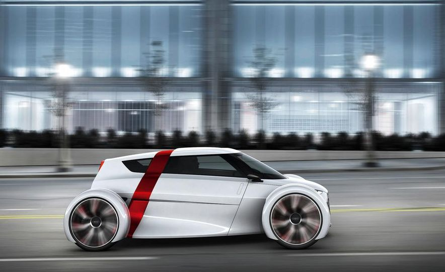 Audi Urban concept - Slide 20
