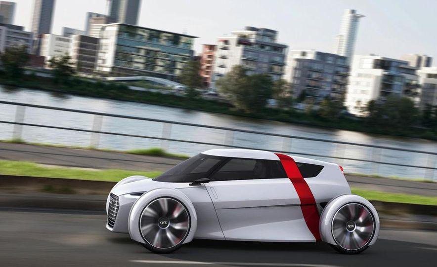 Audi Urban concept - Slide 21