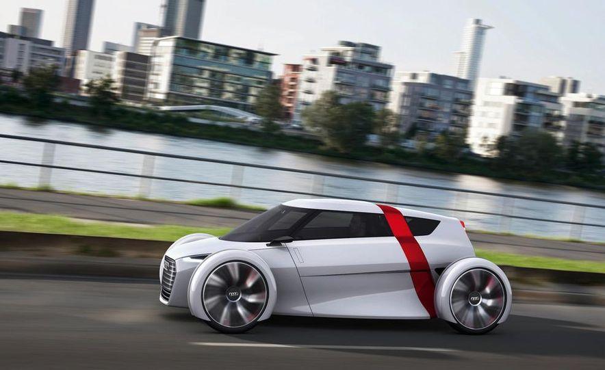 Audi Urban concept - Slide 22