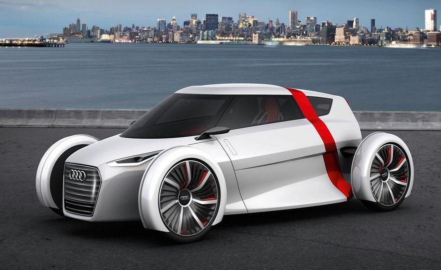 Audi Urban concept - Slide 23