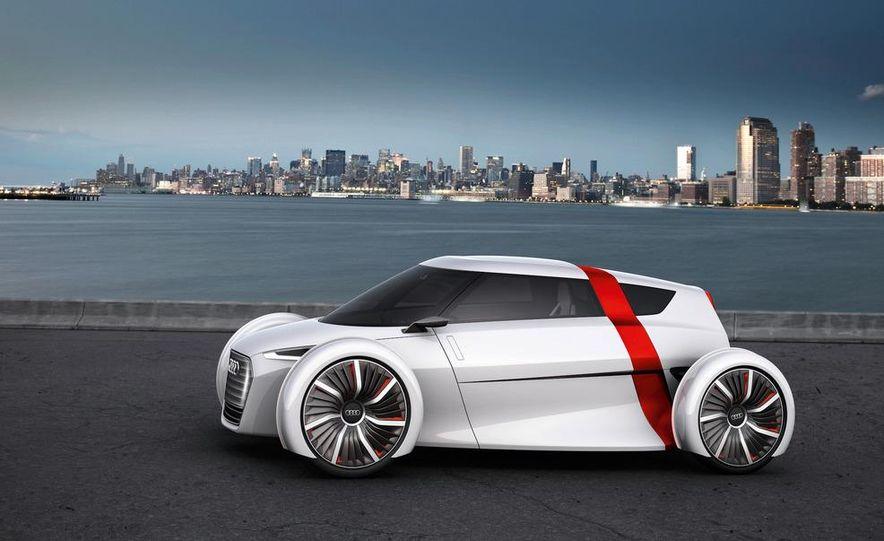 Audi Urban concept - Slide 24
