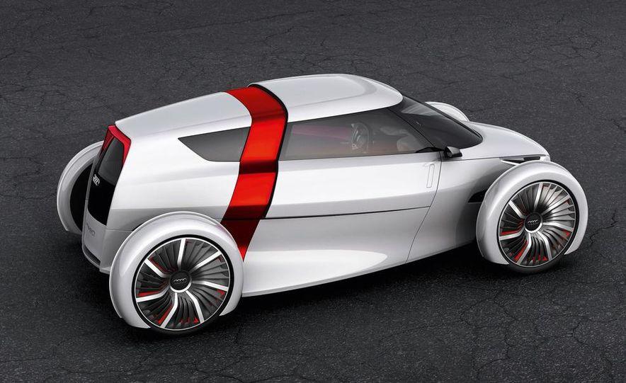 Audi Urban concept - Slide 26