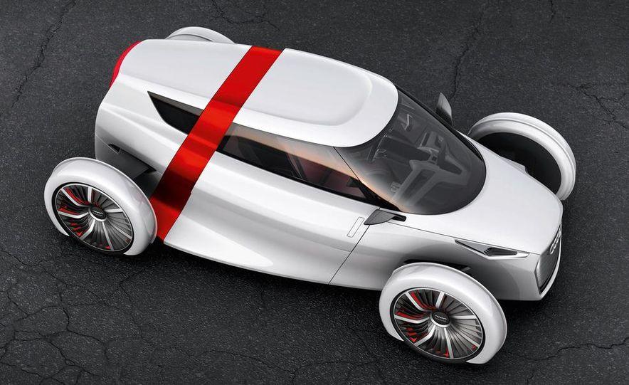 Audi Urban concept - Slide 27