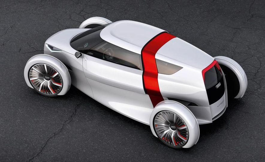 Audi Urban concept - Slide 28