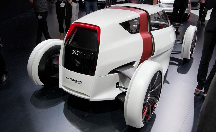 Audi Urban concept - Slide 1