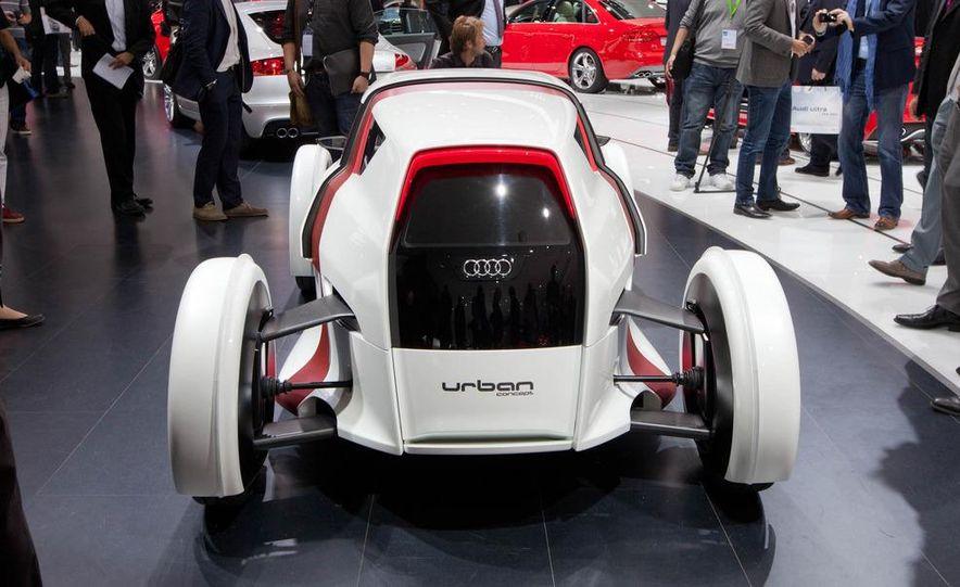 Audi Urban concept - Slide 2