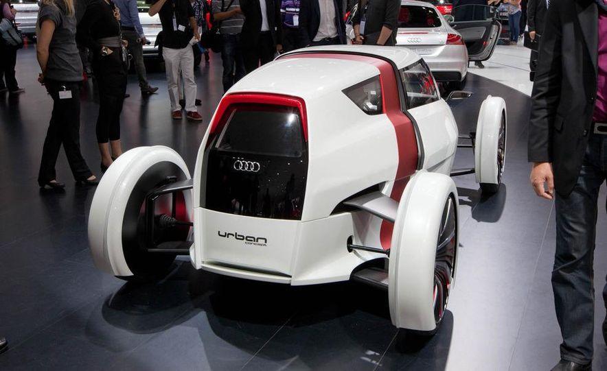 Audi Urban concept - Slide 3