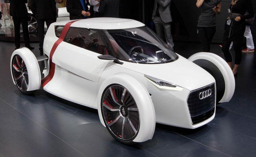 Audi Urban concept - Slide 4