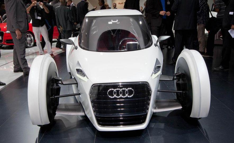 Audi Urban concept - Slide 5