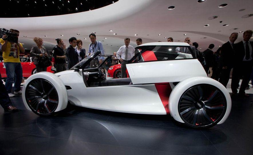 Audi Urban concept - Slide 8