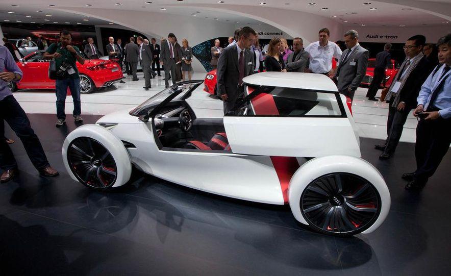 Audi Urban concept - Slide 9