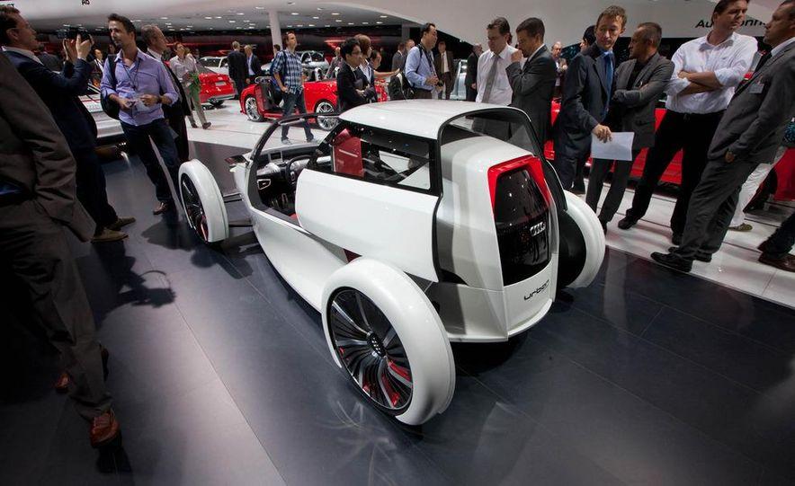 Audi Urban concept - Slide 10