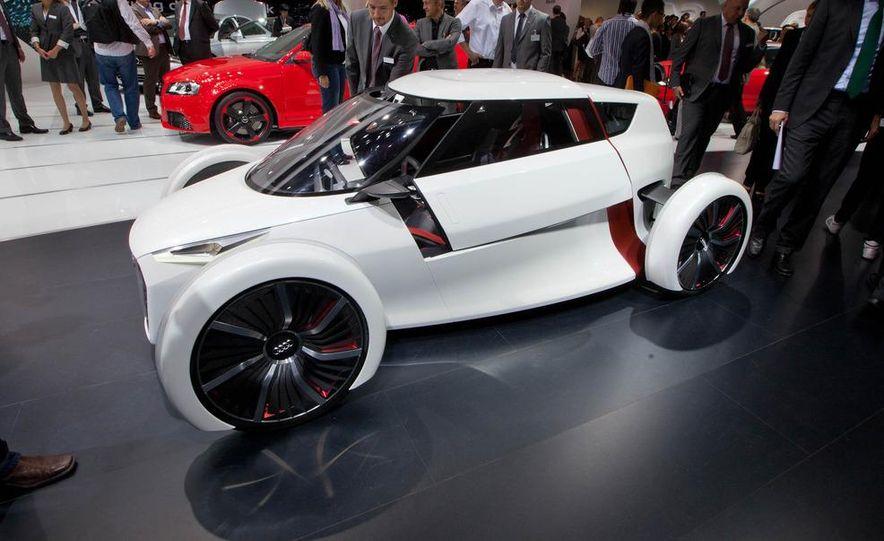 Audi Urban concept - Slide 11
