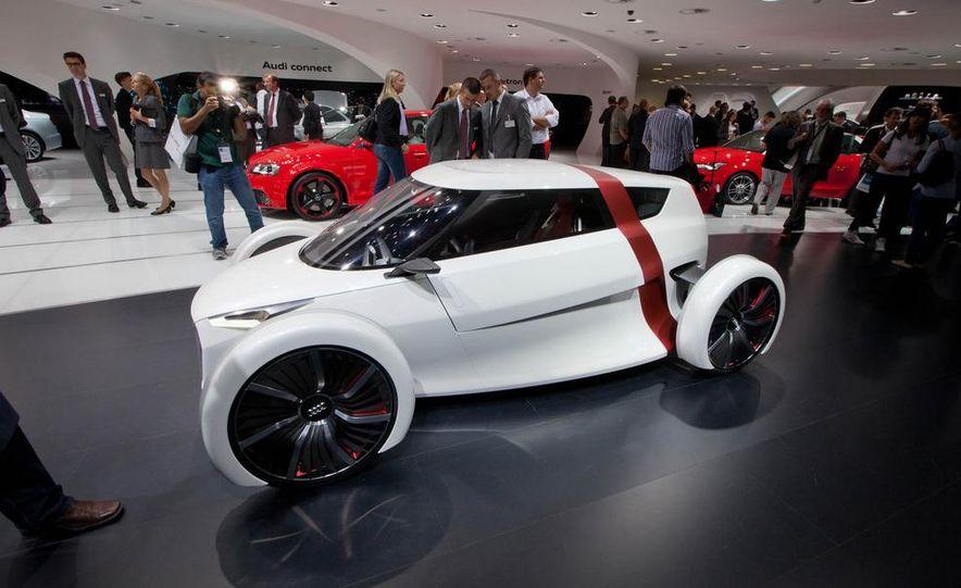 Audi Urban concept - Slide 12