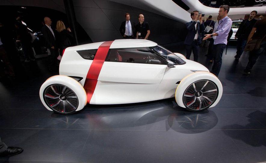 Audi Urban concept - Slide 13