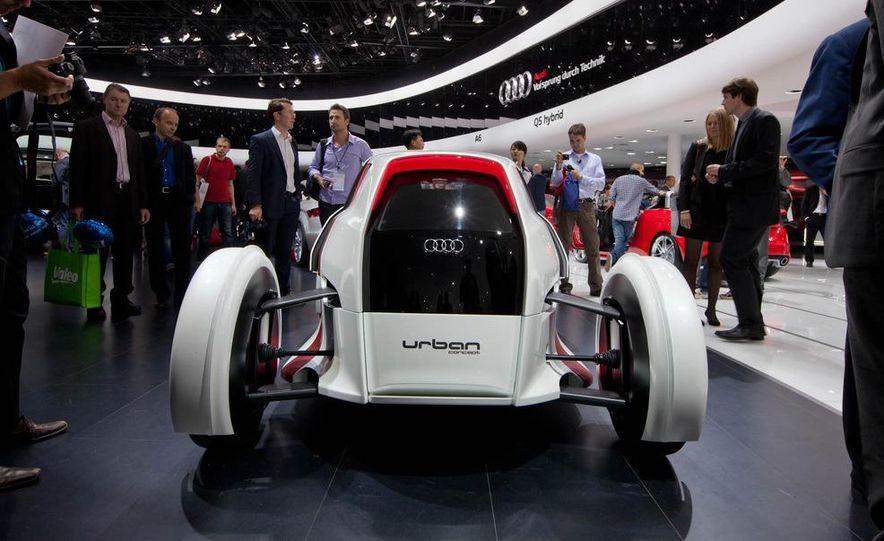 Audi Urban concept - Slide 14