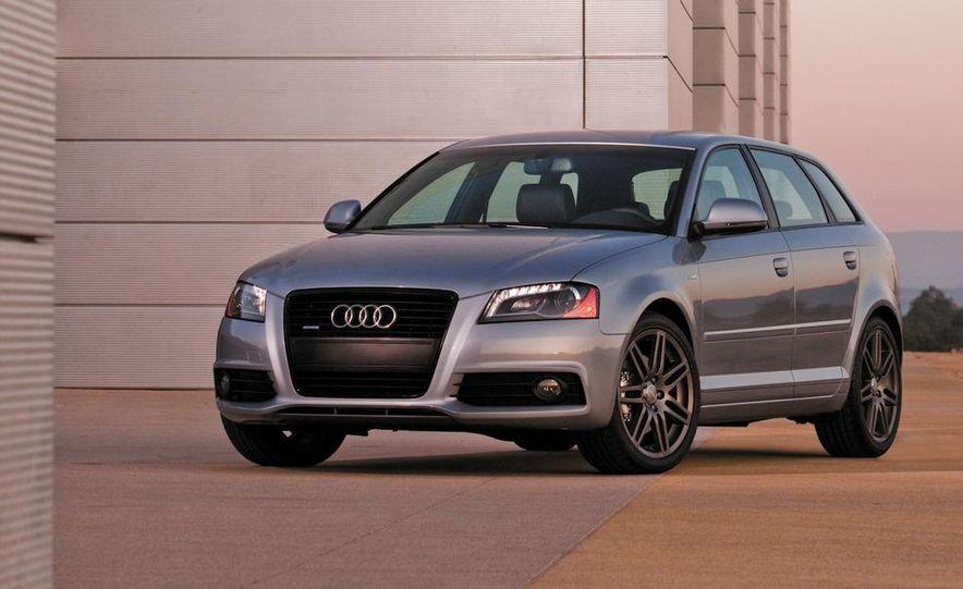 2013 Audi A3 (spy photo) - Slide 10