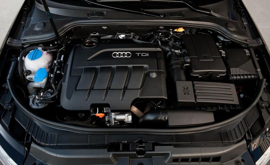 2013 Audi A3 (spy photo) - Slide 31