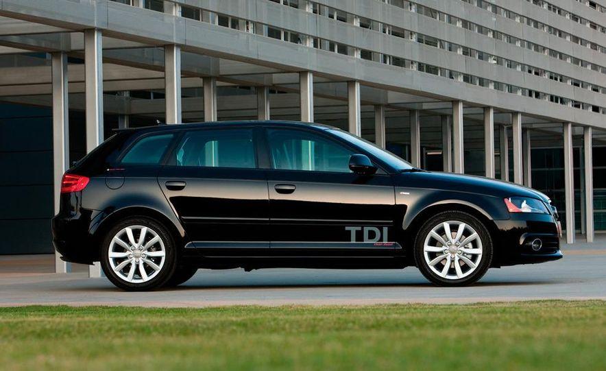 2013 Audi A3 (spy photo) - Slide 25