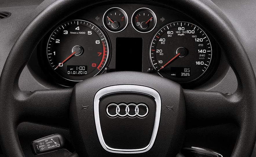 2013 Audi A3 (spy photo) - Slide 33