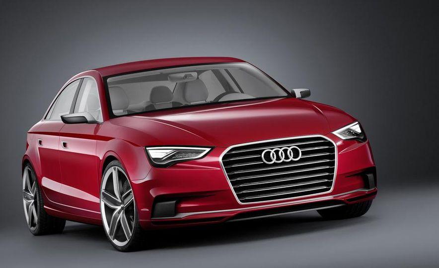 2013 Audi A3 (spy photo) - Slide 6