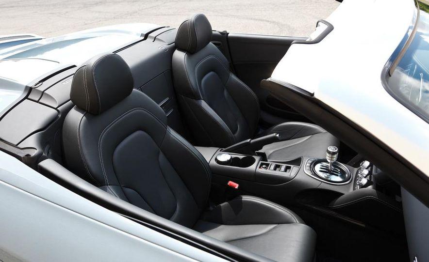 2011 Audi R8 4.2 Spyder - Slide 20