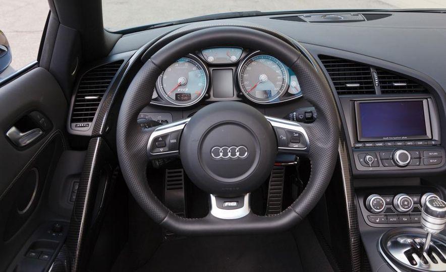 2011 Audi R8 4.2 Spyder - Slide 22