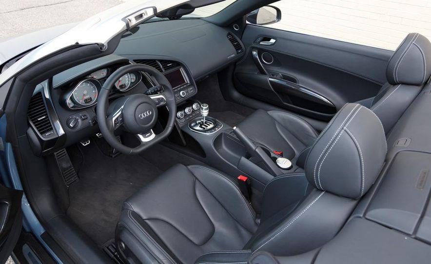 2011 Audi R8 4.2 Spyder - Slide 23