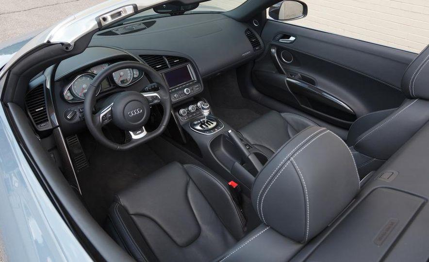 2011 Audi R8 4.2 Spyder - Slide 24