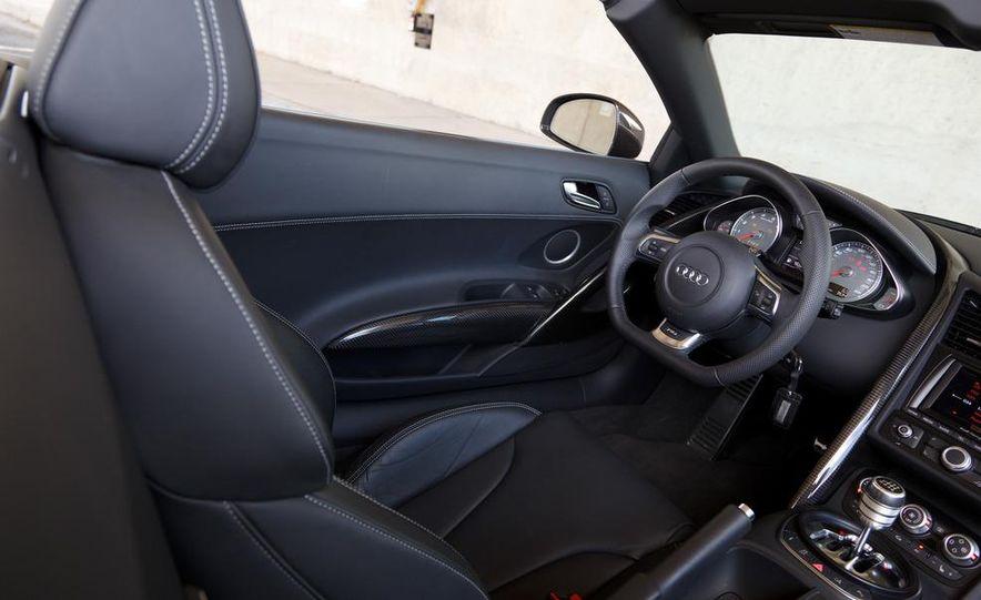2011 Audi R8 4.2 Spyder - Slide 26