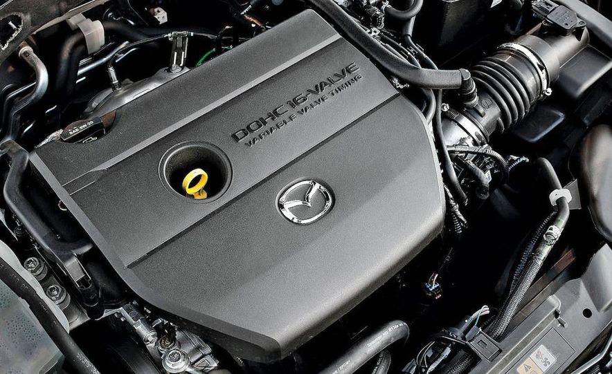 2013 Mazda 6 hybrid (spy photo) - Slide 25