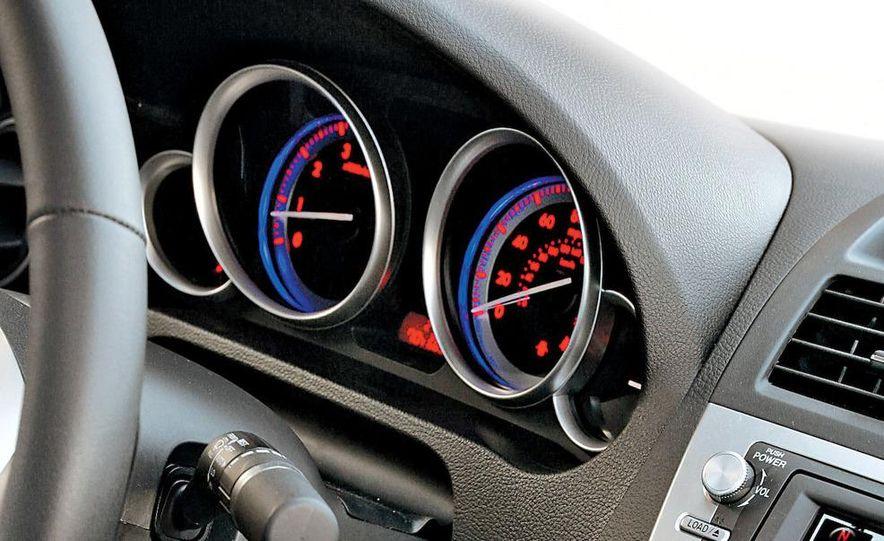 2013 Mazda 6 hybrid (spy photo) - Slide 24