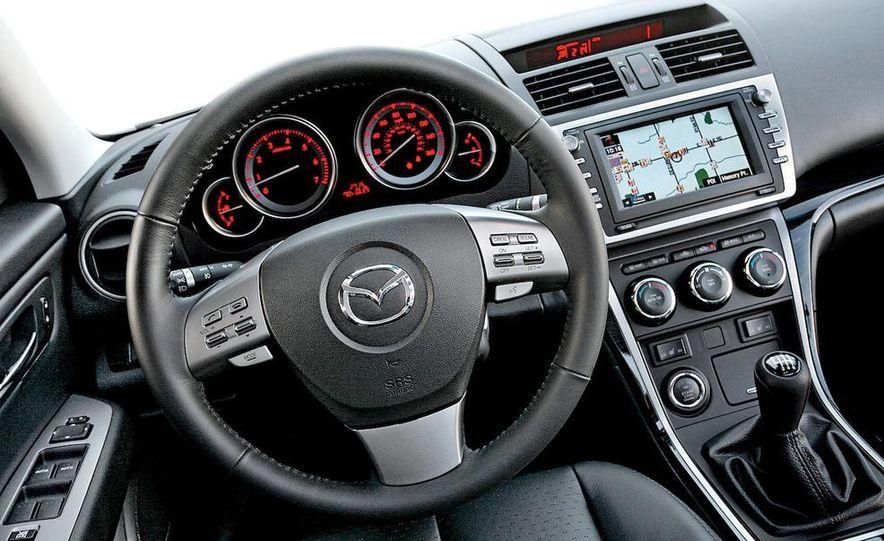 2013 Mazda 6 hybrid (spy photo) - Slide 21