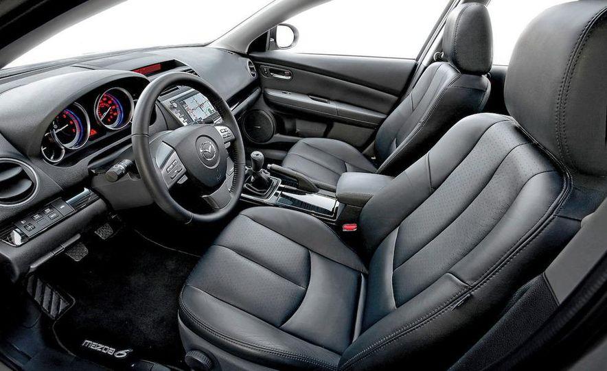 2013 Mazda 6 hybrid (spy photo) - Slide 23