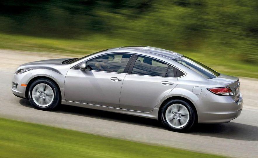 2013 Mazda 6 hybrid (spy photo) - Slide 16
