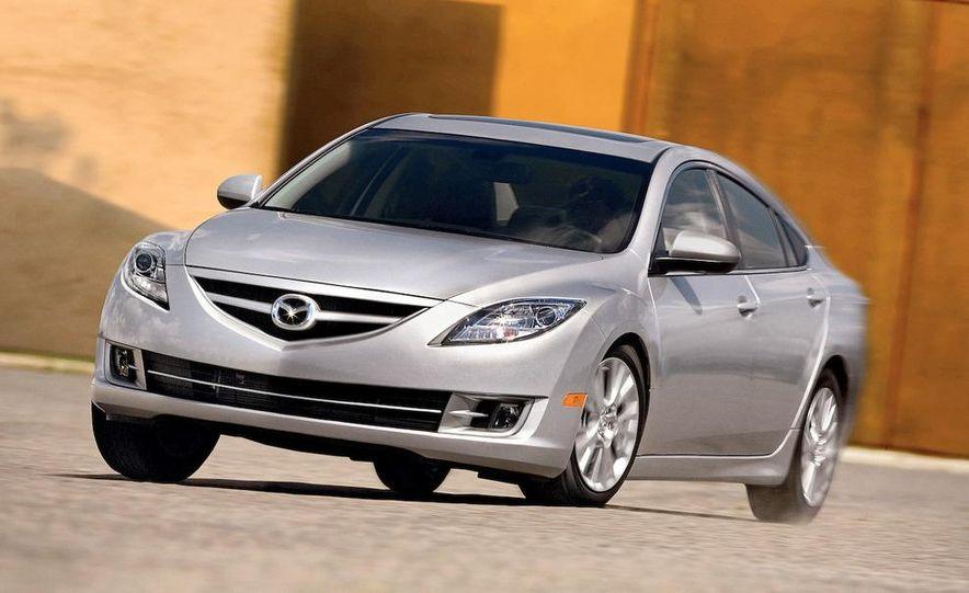 2013 Mazda 6 hybrid (spy photo) - Slide 17