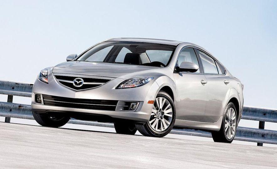 2013 Mazda 6 hybrid (spy photo) - Slide 18