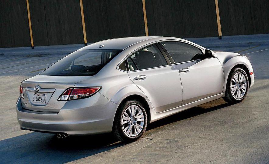 2013 Mazda 6 hybrid (spy photo) - Slide 19