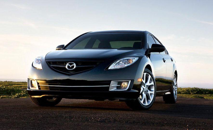 2013 Mazda 6 hybrid (spy photo) - Slide 30