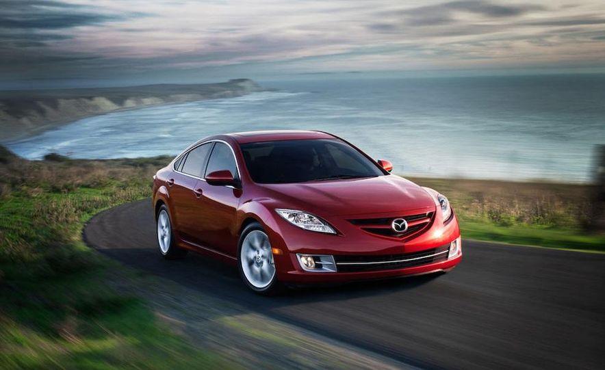 2013 Mazda 6 hybrid (spy photo) - Slide 26