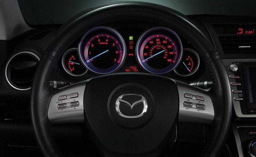 2013 Mazda 6 hybrid (spy photo) - Slide 31